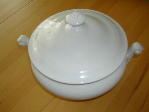 Orginal KPM Suppenschüssel mit Deckel Porzellan Terrine Suppenterrine