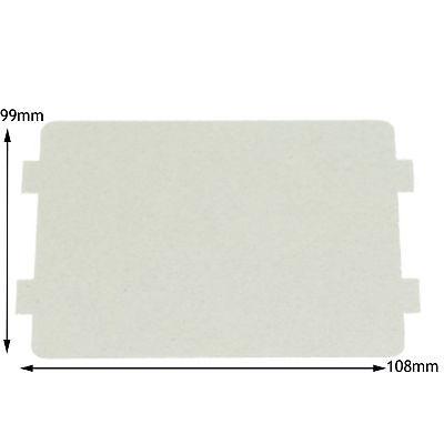 Kenwood véritable micro-ondes guide d/'ondes Cover Board Panel Splash pièce 108 x 99 mm
