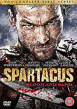 Spartacus - Blood And Sand - Series 1 (DVD, 2011, 4-Disc Set)