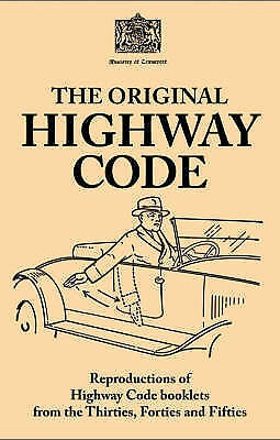 1 of 1 - The Original Highway Code, Authors, Various, New Book