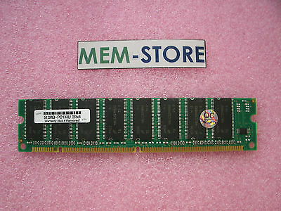 512MB  DRAM Memory PC133 Roland Fantom X6 X7 X8 XR XA PC133 3.3V