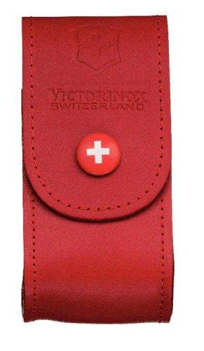 VICTORINOX Étui de ceinture en cuir Multi Rouge Outil Poche De Victorinox Swiss Multi cuir Outil da0bd1