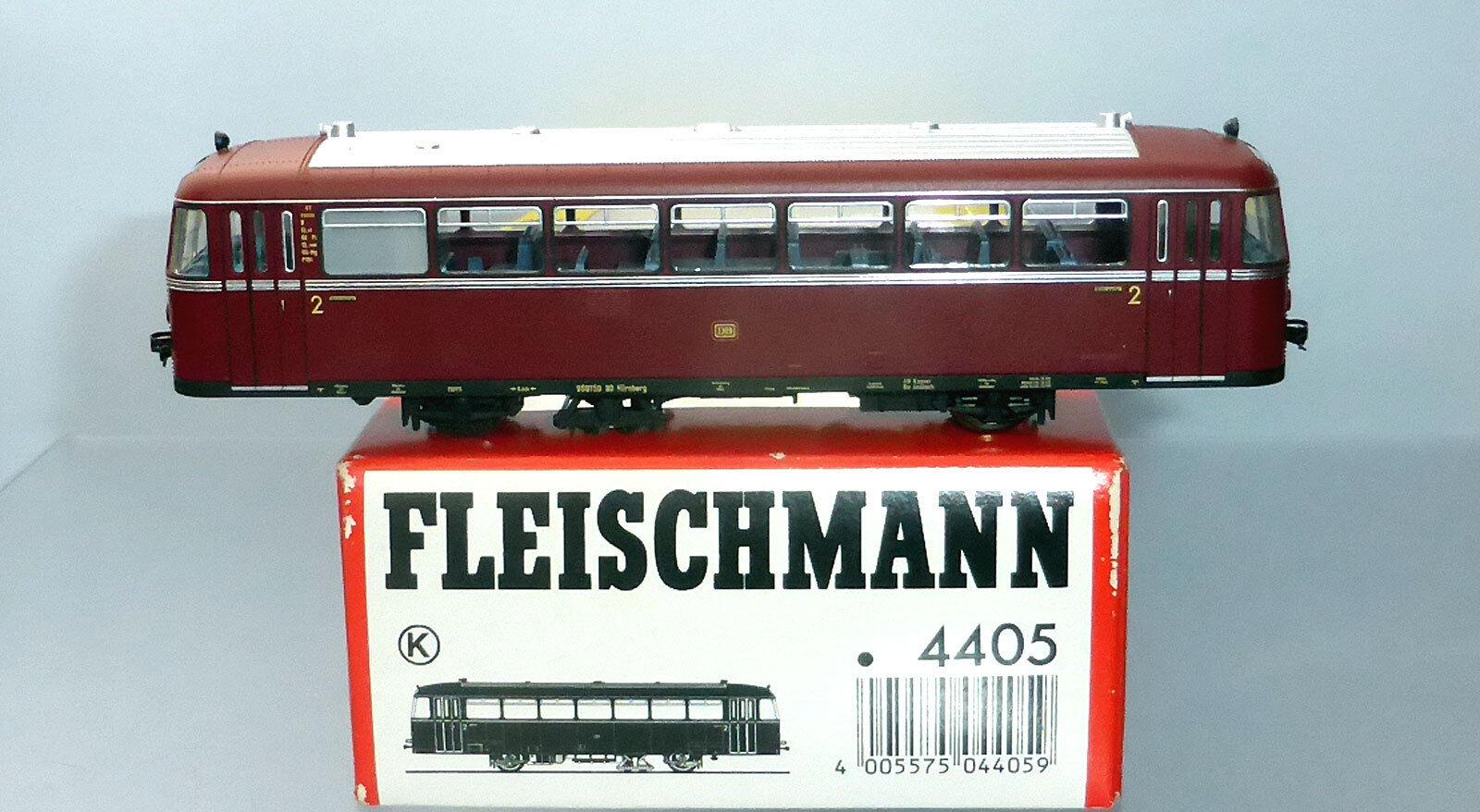 Fleischmann 4405; dieseltriebwagen VT 95 DB sin usar en OVP f410