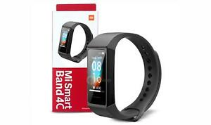 XIAOMI MI SMART BAND 4C OROLOGIO FITNESS TOUCH  SMART WATCH SPORT NUOVO 4