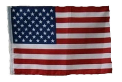 "12x18 12/""x18/"" USA American United States of America Sleeve Flag Boat Car Garden"