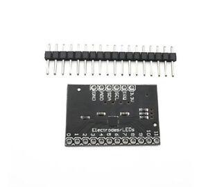 2PCS-MPR121-Breakout-V12-Capacitive-Touch-Sensor-Controller-Module-I2C-keyboard