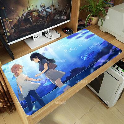 Anime Arknights exusiai Cosplay Oversize Mousepad Play Mat Game mat 40X70cm