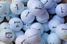 50 Srixon Soft Feel Golf Balls Pearl A Grade