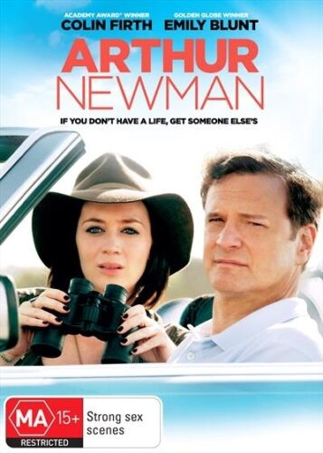 1 of 1 - Arthur Newman, 2014  Colin Firth DVD NEW