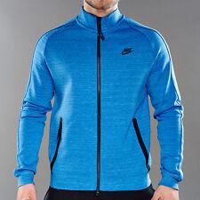 Nike N98 Tech Fleece Men's jacket rare NSW Blue Full Zip 605680 404 New XL
