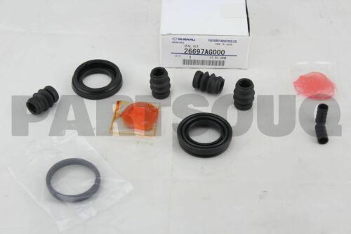 26697AG000 Genuine Subaru SEAL KIT R 26697-AG000