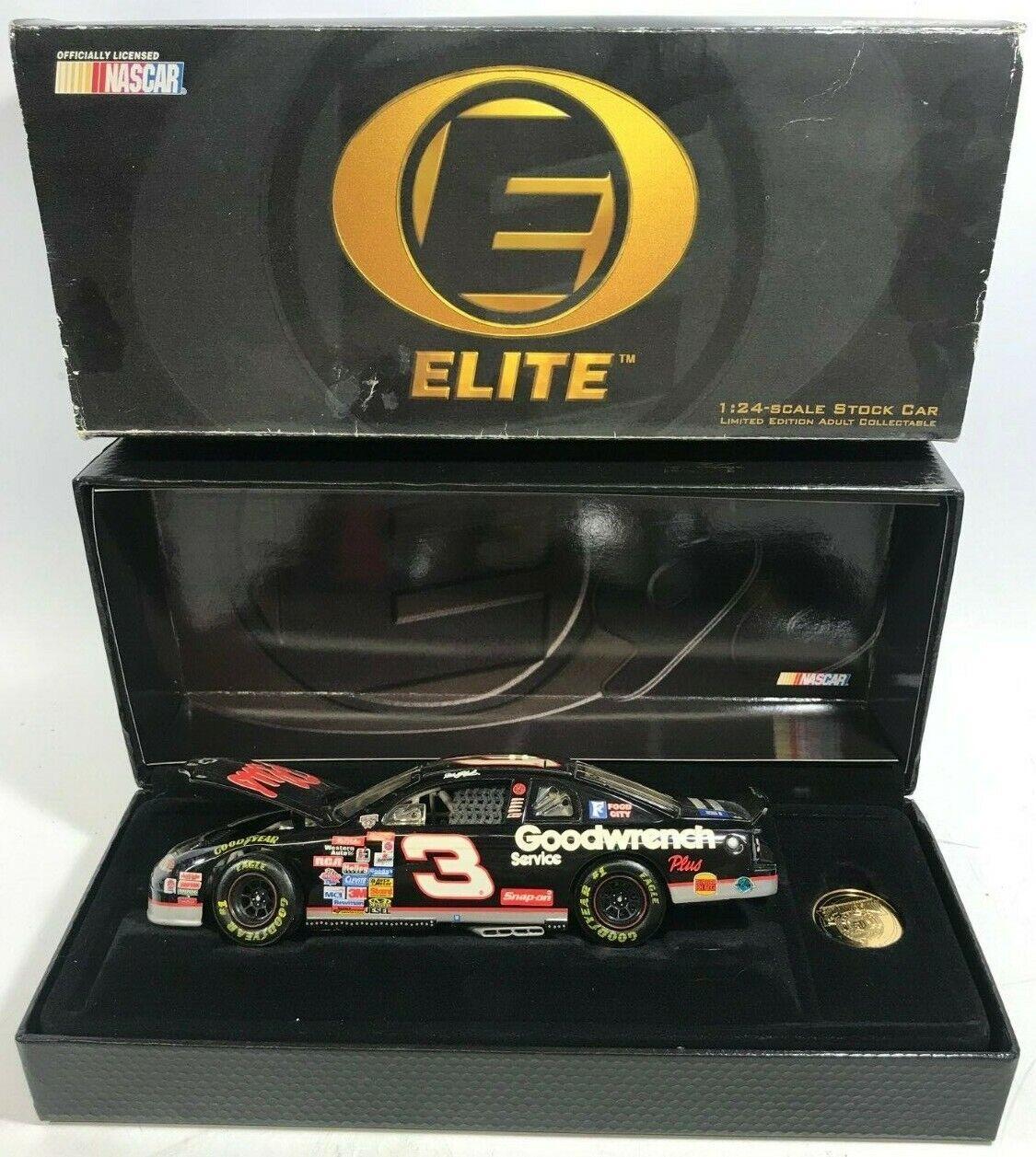 DaleEarnhardt GoodwrenchPlus 1998 Monte Carlo Elite NASCAR 50th Anniversary