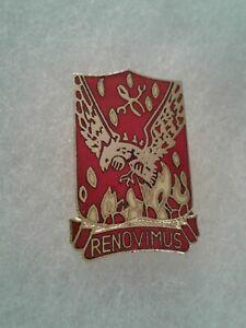 Authentic-US-Army-80th-Ordnance-Battalion-DI-DUI-Crest-Insignia