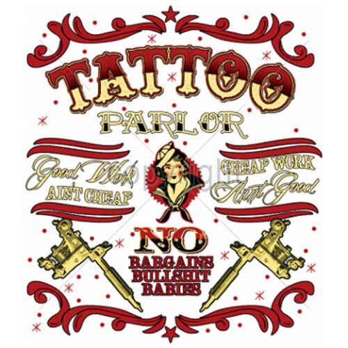 Hoody Black Greaser Rockabilly Tattoo /& Gothic Motif Tattoo