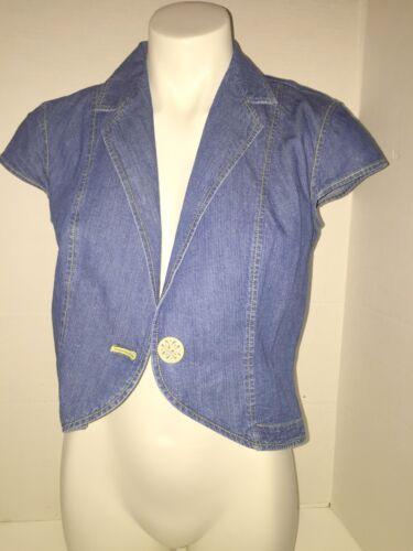 Jacket Blue Olsen Sigrid Jean Denim Herb Garden 4 w4xOPq