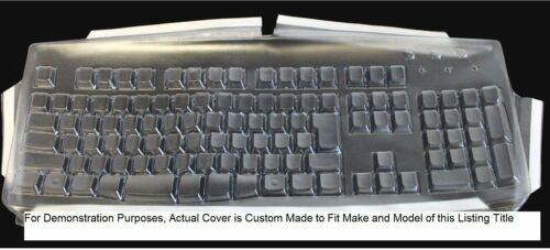 Custom Made Keyboard Cover for Microsoft 1031-928E121 Keyboard Not Included