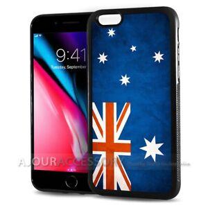 the best attitude aec7e b5a6d Details about ( For iPhone 6 Plus / 6S Plus ) Case Cover AJ10828 Australia  Flag