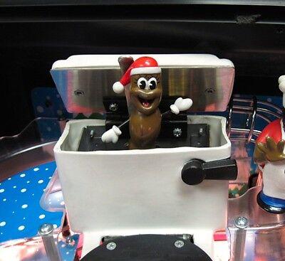 South Park Pinball Machine Mr. Hankey Predrilled | eBay