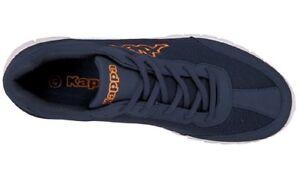 6 Azul naranja Nuevo hombre Kappa mujer Uk Rocket Entrenadores zapatillas Unisex marino qx6180vf