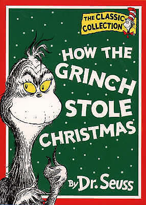 1 of 1 - How the Grinch Stole Christmas! by Dr. Seuss (Paperback, 1990)