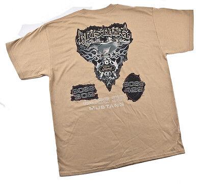 Women/'s Roush Performance Bling Rhinestone Logo Tee Shirt T-Shirt Gray S-XL