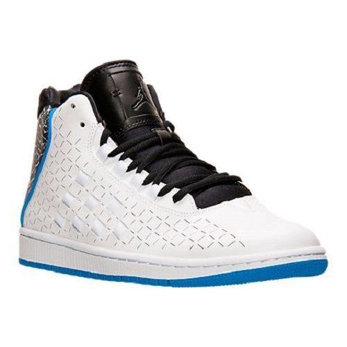 Men's Jordan Illusion Off Court shoes, 705141-105 White Black Photo SIZE 10