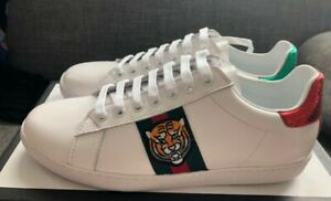 vende buono sconto professionista di vendita caldo Dettagli su Scarpe Gucci Ace (tiger)