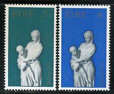 IRELAND 1971 CHRISTMAS/ART/SCULPTURE/MADONNA by JOHN HUGHES/LOUGHREA CATHEDRAL