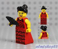 LEGO Series 6 - Flamenco Dancer 8827 Minifig Minifigure Spanish Collectible CMF