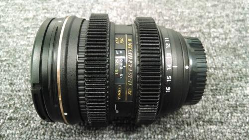 Seamless Follow Focus Gear Ring for Tokina 11-16mm f2.8 IF DX II Lens