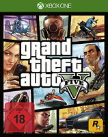 Grand Theft Auto V (Microsoft Xbox One Spiel, 2014, USK 18)