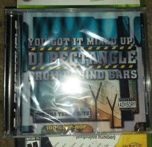 DJ-RECTANGLE-you-got-it-mixed-up-cd-SEALED-NEW