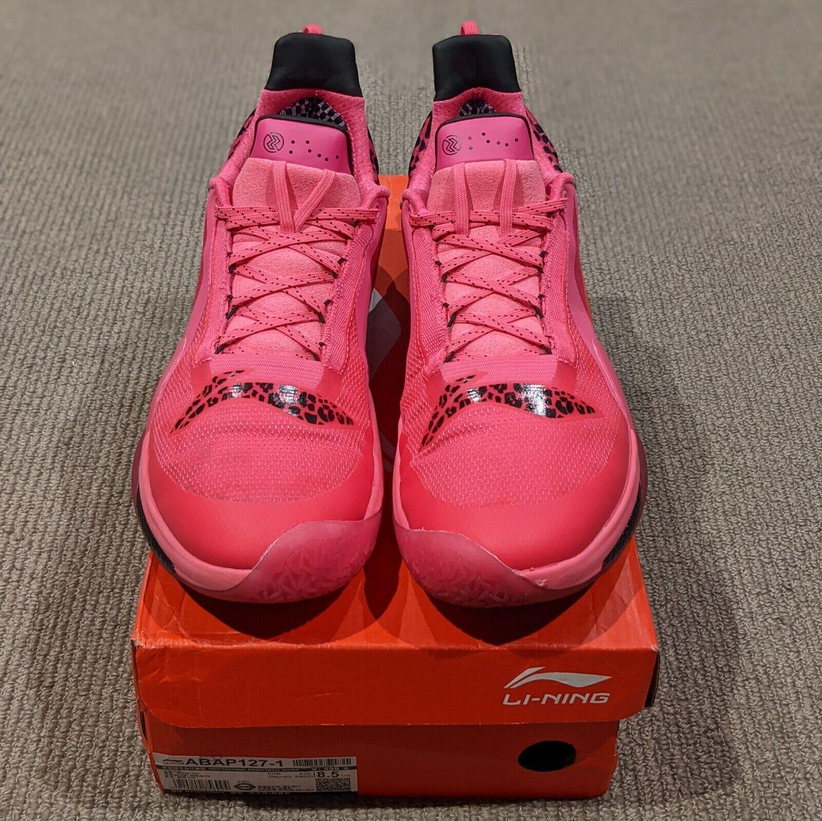 Li-Ning Speed 7 Basketball Shoes US 8.5