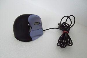 Evoluent-VerticalMouse-4-Optical-Right-Handed-USB-6-Button-1200-dpi-Contour-VM4S