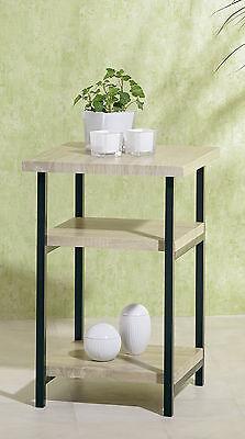 Beistelltisch, Furnier Tisch, Telefontisch Wohnzimmertisch Sofatisch Couchtisch