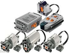 Item 7 Lego Functions Set 5 Technic Motor Receiver Remote L Servo Crawler Box