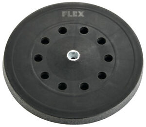 FLEX-1x-1-Klett-Schleifteller-225mm-soft-WST-700-WSE-7-366-862-Giraffe-WSE-500