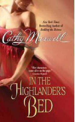 1 of 1 - In the Highlander's Bed (Cameron Sisters), Maxwell, Cathy, Very Good Book