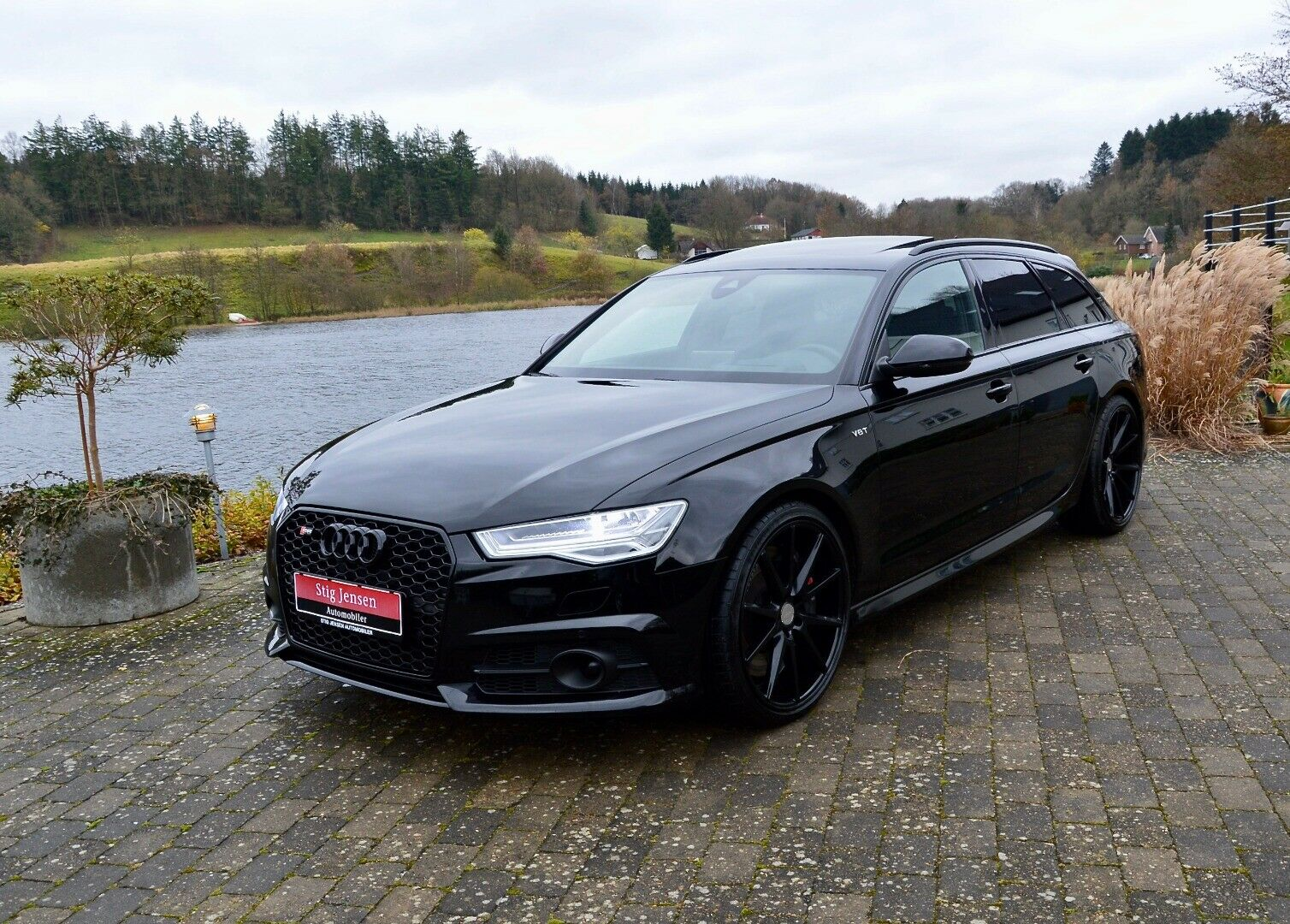 Audi S6 4,0 TFSi Avant quattro S-tr. 5d - 699.900 kr.