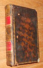 1760 Antique Book Cornelii Taciti Quae Exstant Opera V.1 Tacitus Annals History