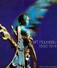 Art Nouveau, 1890-1914 by Paul Greenhalgh (Hardback, 2000)