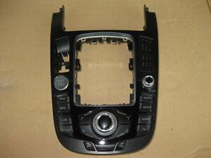 Audi-Q5-8R-SQ5-MMI-Navigation-Low-Bedieneinheit-Bedienungseinheit-MMI-8T0919611A