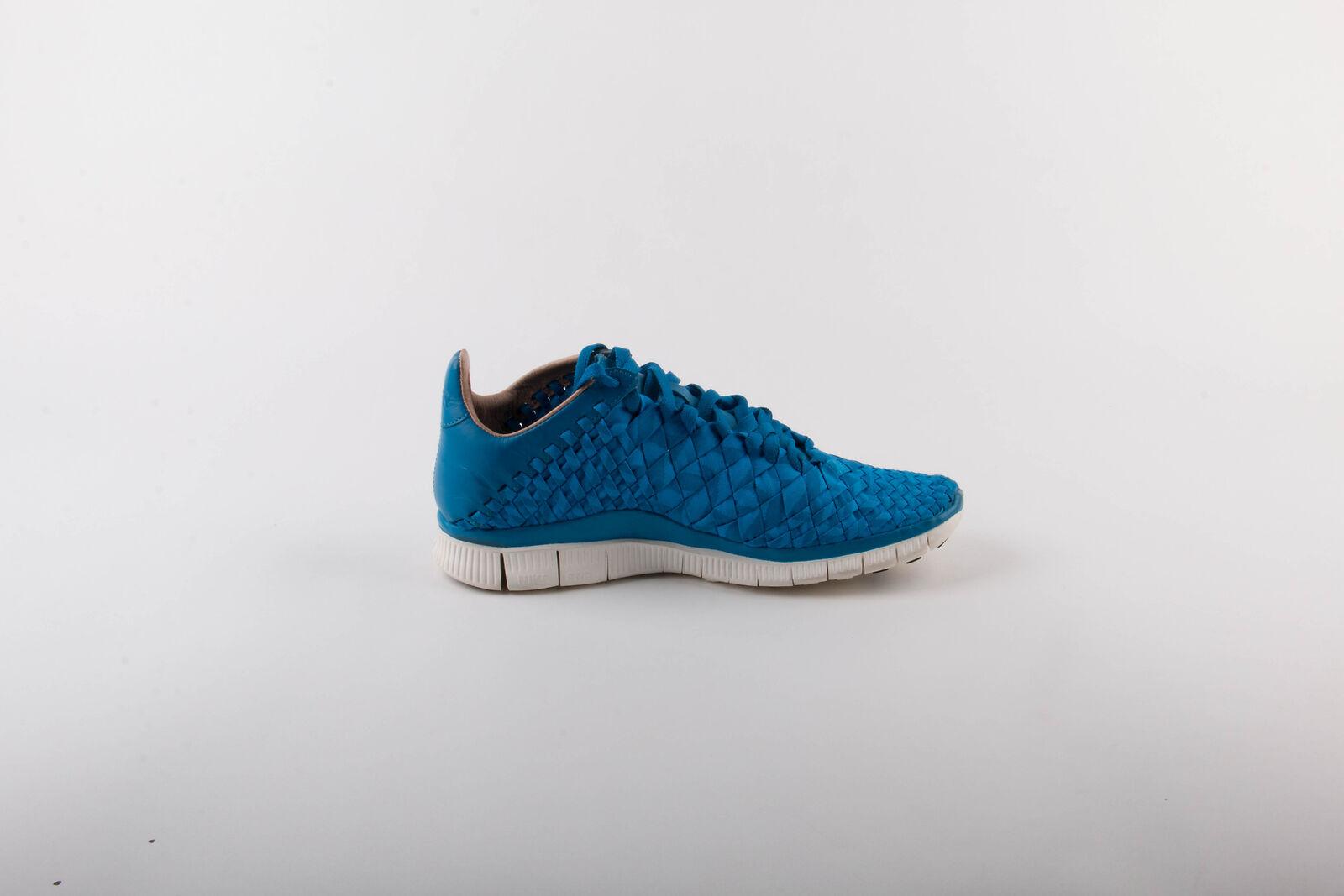 Nike  Uomo Free Blau Inneva Woven SP Photo Blau Free 598384-400 Größe 8.5 Pre-owned 358c90