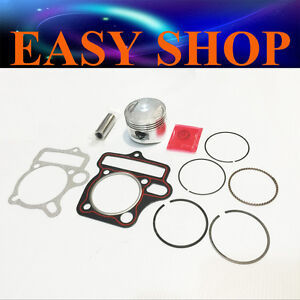 Automobiles & Motorcycles Atv Parts & Accessories United 52.4mm 13mm Pin Piston Rings Kit 110cc 125cc Engine Quad Dirt Bike Atv Buggy Non-Ironing