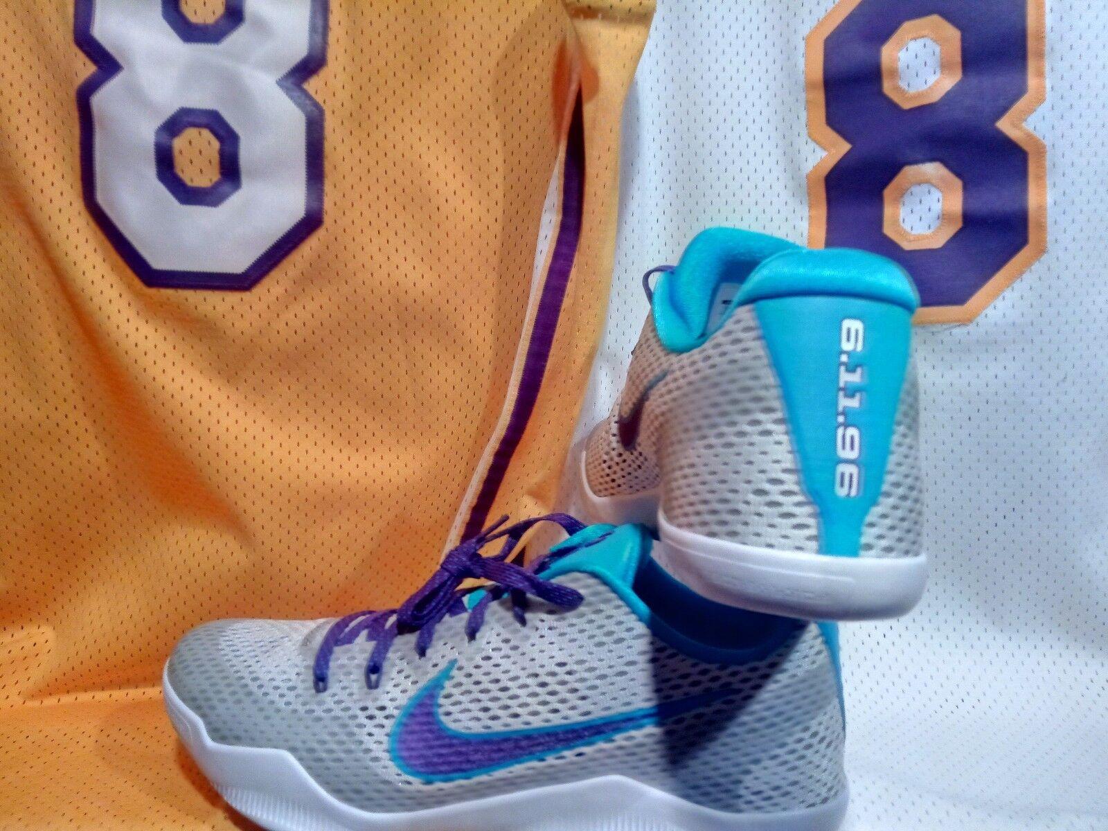 Kobe Bryant Draft dayshoes 6/11/1996 Size 12