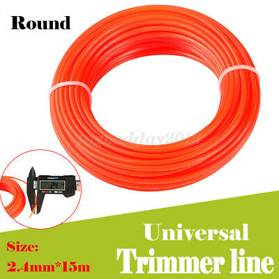 UK 4x Universal Trimmer Head String Bump Twister Replacement For Toro Ryobi Reel