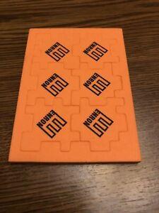 SUPER RARE Authentic Original ENRON Schwag Foam Puzzle Swag