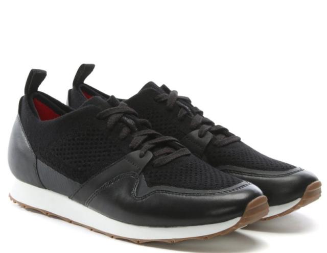 UGG Mens Trigo Hyperweave Sneaker 12 Navy