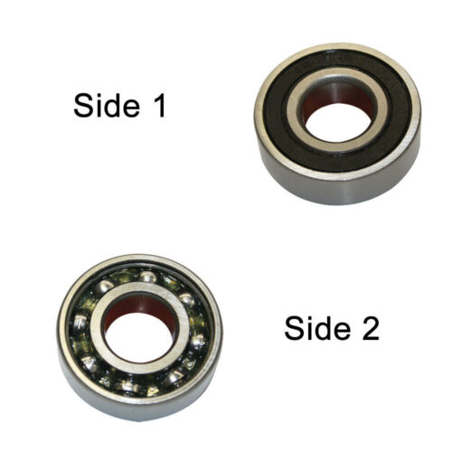 Superior Electric SE 6200RS-D Replacement Ball Bearing Seal//open, 2pcs//pk