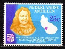Dutch Antilles - 1966 Michiel de Ruyter Mi. 165 MNH
